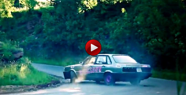 Video King of Europe Drift