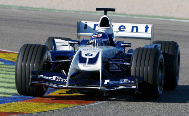 Williams BMW FW26
