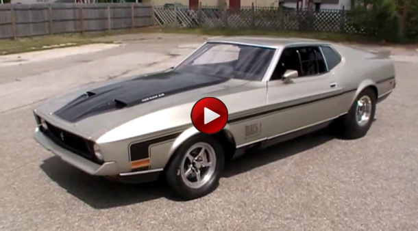 Ford mustang mach 1 30...