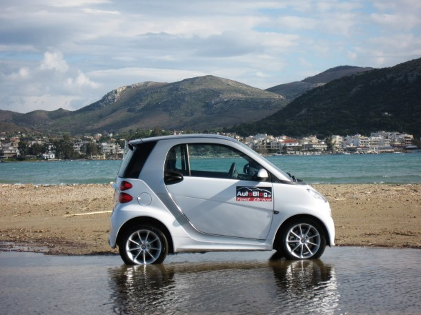 Smart Fortwo 0.8 Cdi facelift Test Drive (2)