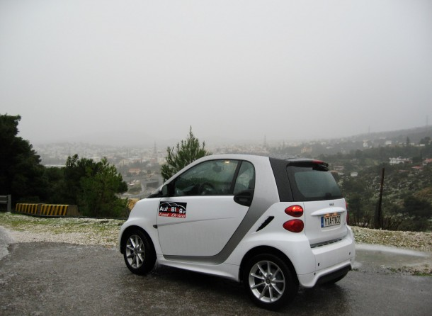 Smart Fortwo 0.8 Cdi facelift Test Drive (33)