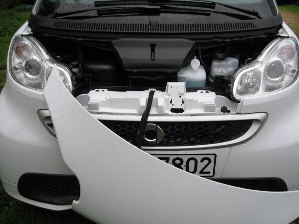 Smart Fortwo 0.8 Cdi facelift Test Drive (37)