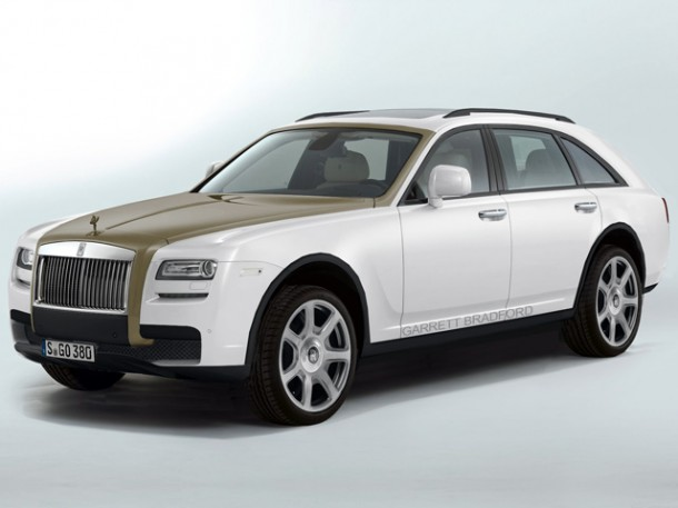 rolls royce suv. Black Bedroom Furniture Sets. Home Design Ideas