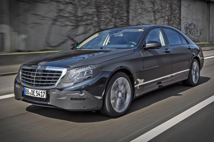Mercedes-Benz S-Class 2014 new photos (13)