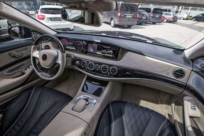 Mercedes-Benz S-Class 2014 new photos (2)