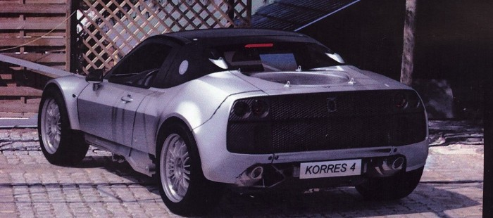 Korres Project 4