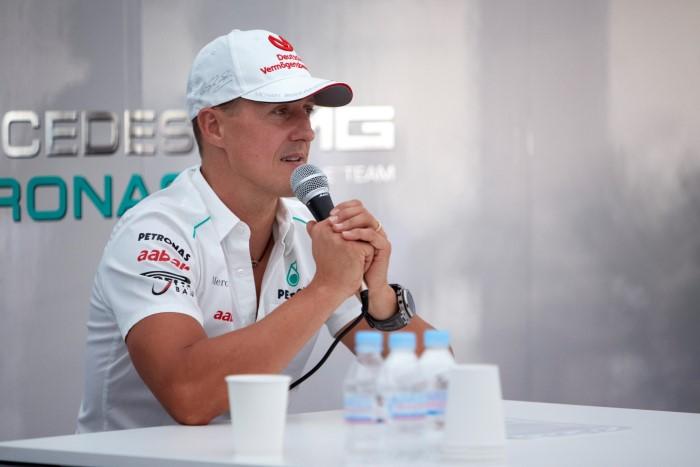 Michael Schumacher Schumacher: Η οικονομική κατάσταση στην Formula 1 είναι τρομακτική