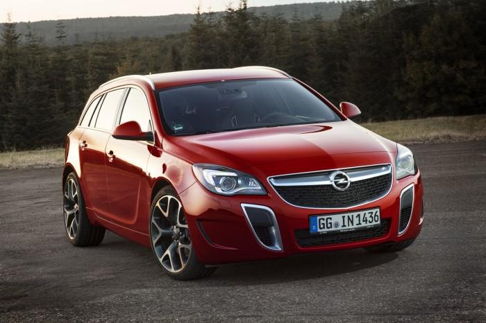 Opel Insignia OPC Facelift 2014 1 700x466 Επίσημο: Opel