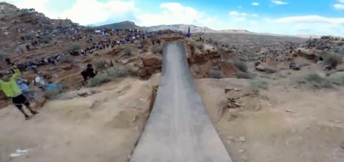 mountain bike 700x330 Video: Δες έναν τρελό τύπο να κατεβαίνει ένα φαράγγι δίχως να σκέφτεται το αύριο