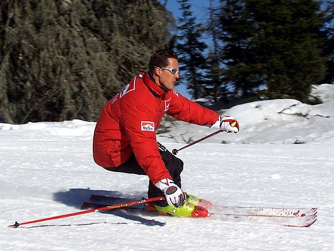 data Τραυματίστηκε ο Schumacher, ενώ έκανε σκι [Ανανεωμένο]