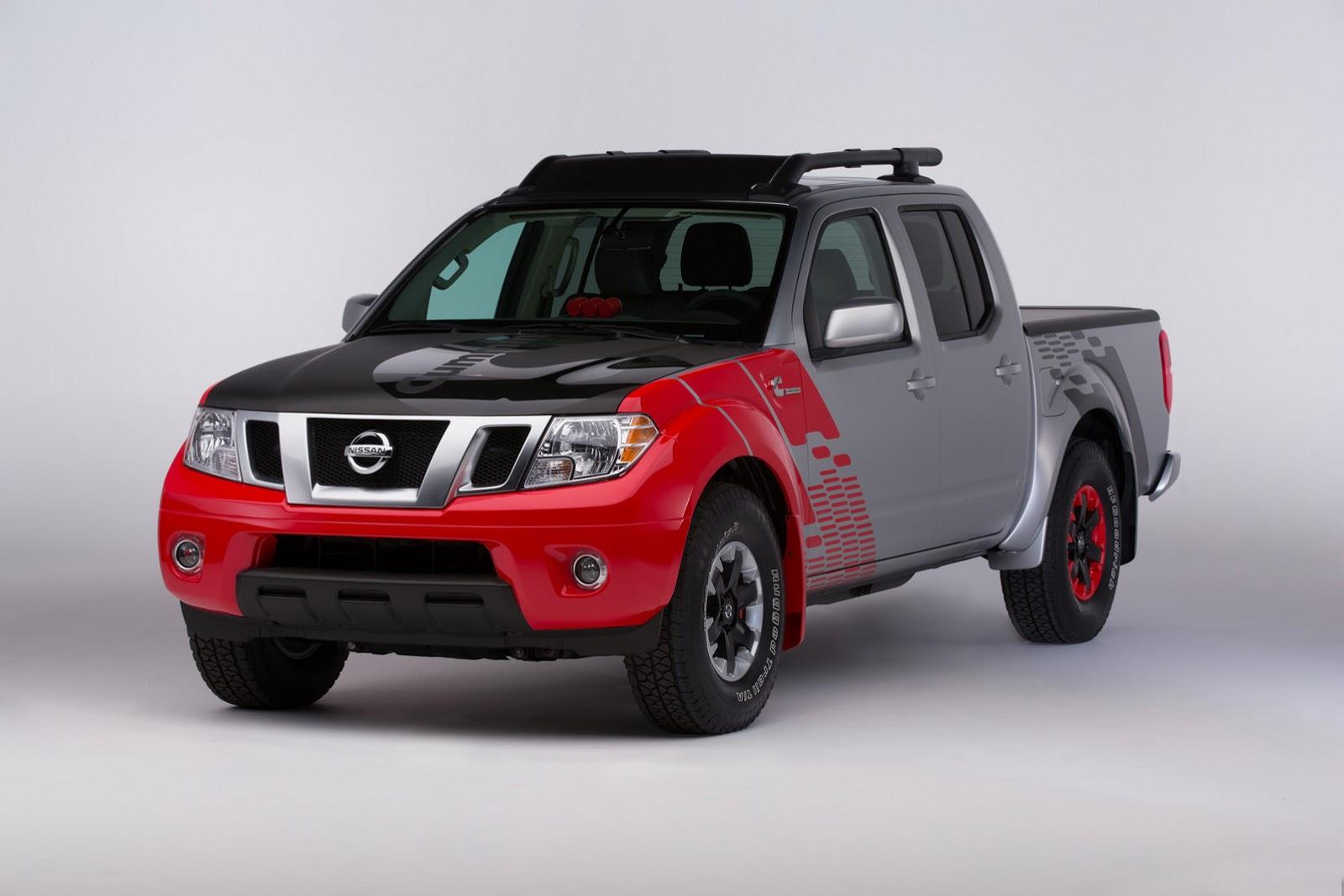 Το Nissan Frontier Diesel Runner Concept παρουσιάστηκε