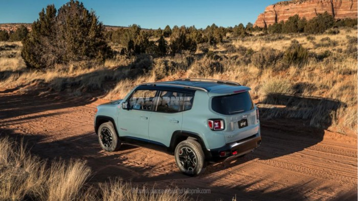 2015 Jeep Renegade official leaked photo (1)
