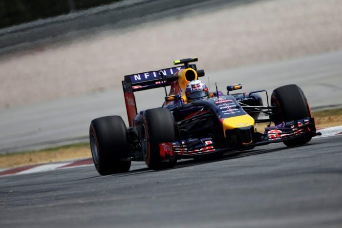 Daniel Ricciardo1 Ποινή 10 θέσεων στην εκκίνηση του Μπαχρέιν για τον Ricciardo