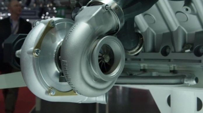 The 3D Printed Variable Turbo - INSIDE KOENIGSEGG