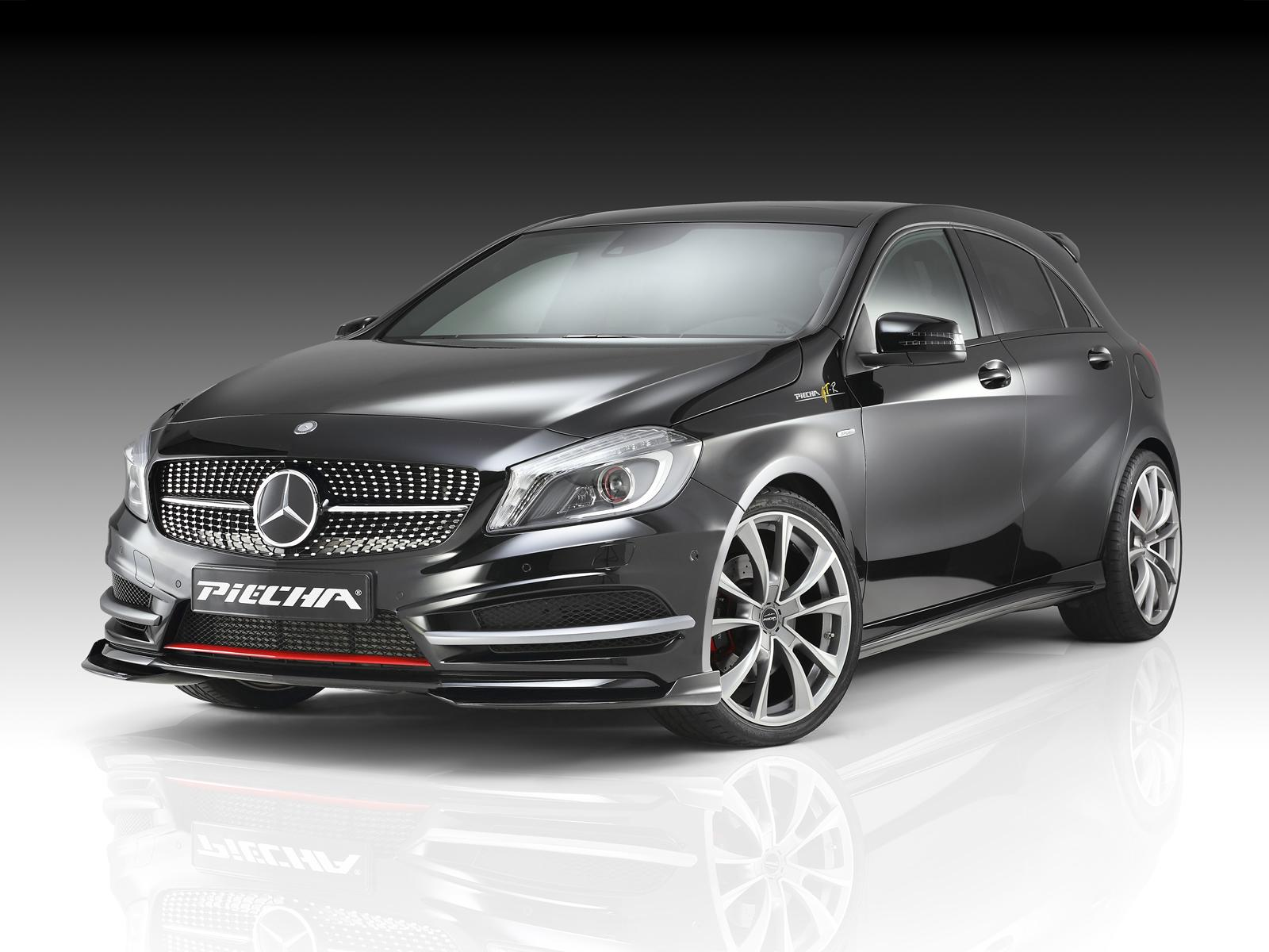 mercedes benz a class amg line by piecha design. Black Bedroom Furniture Sets. Home Design Ideas