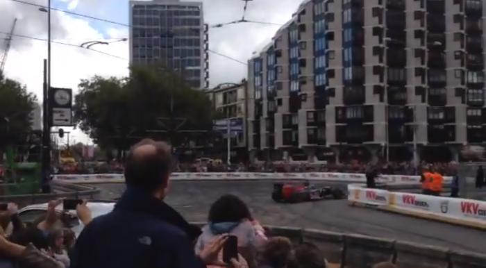 Ατυχημα,Επιδειξη,Rotterdam,Verstappen,Ετοιμαζεται,Πιλοτος
