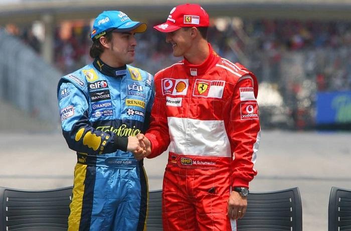 2180524411349122225 Alonso: Ο Schumacher ήταν ο δυσκολότερος αντίπαλος που έχω αντιμετωπίσει στη Formula 1