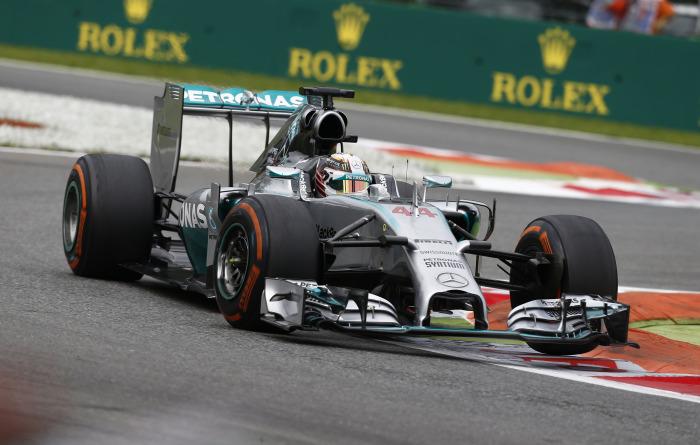 248315575 214516592014 700x445 Κατατακτήριες GP Ιταλίας 2014: Ο Hamilton αντεπιτίθεται