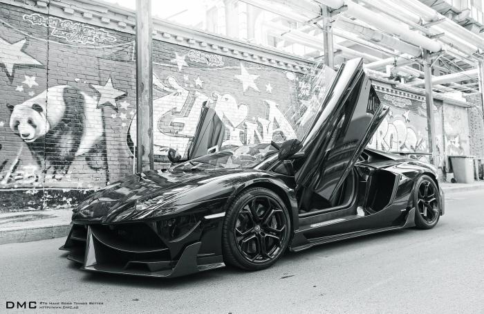 Ετοιμασε,Διαβολικη,Lamborghini,Aventador,Γερμανικη,Κατασκευασε