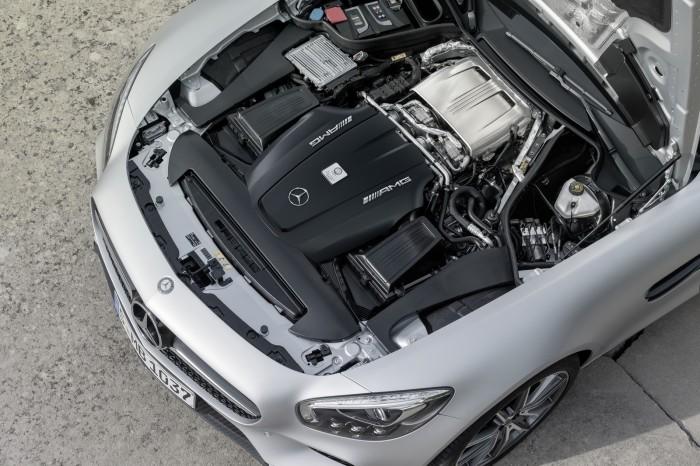 Mercedes AMG GT 35 700x466 Επίσημο: Mercedes AMG GT [w/video]