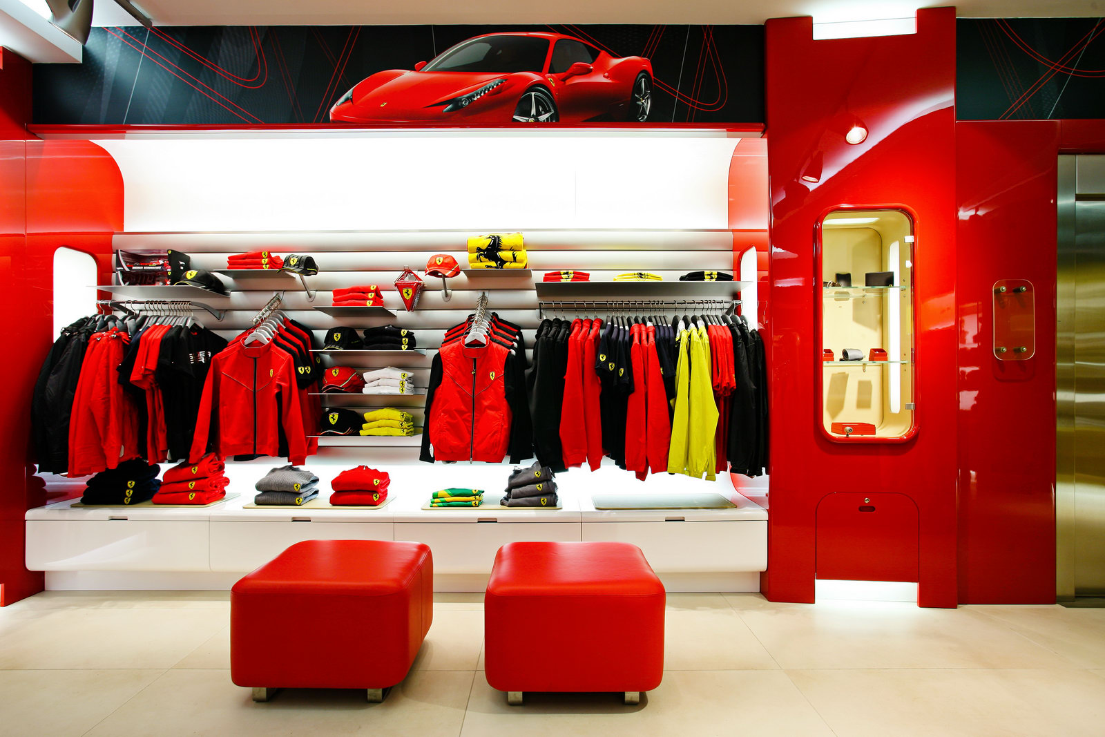 The Ferrari Store - Shopping - Los Angeles, CA - Yelp