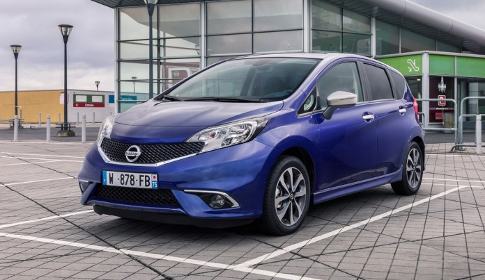 Nissan Note N-TEC special edition (1)