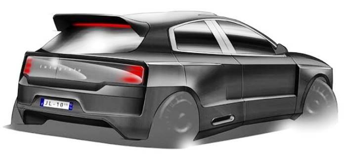 lapo elkan lancia Lancia Integrale Renderings(1)