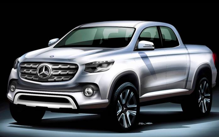 Στο Παρίσι το αγροτικό της Mercedes