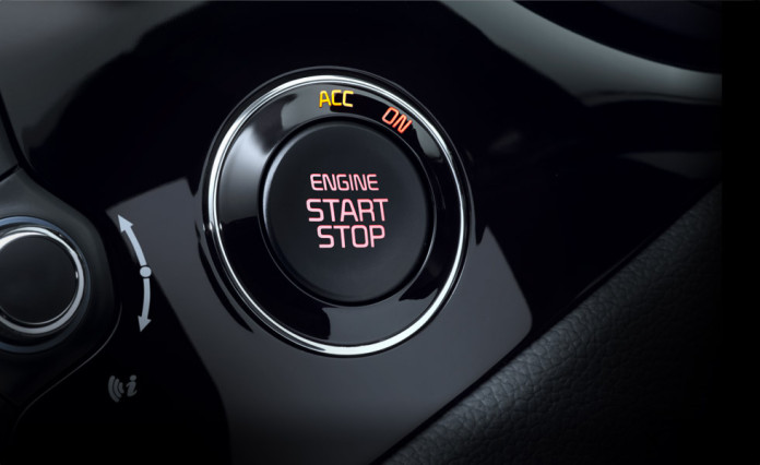 start_stop_button_system_engine
