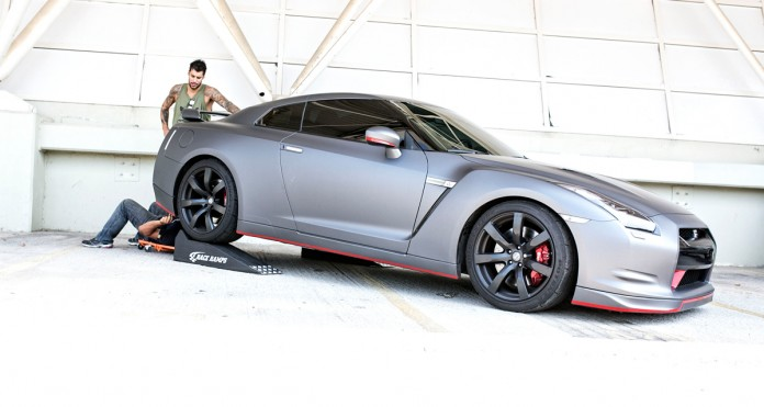 Giorgos Printezis Nissan GT-R (7)