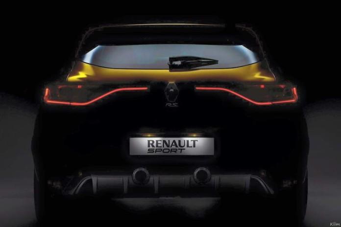 Renault Megane RS teaser (3)