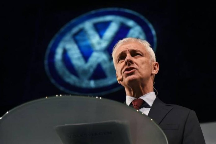 Matthias Muller Volkswagen vw (3)