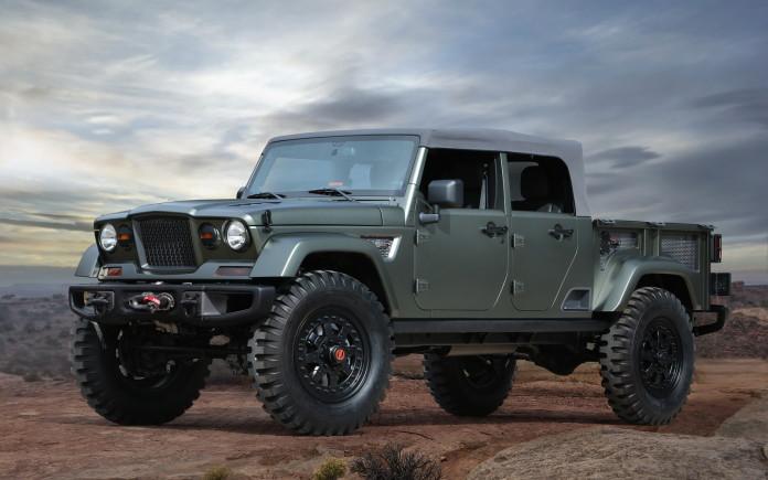 Αυτά είναι τα πρωτότυπα της Jeep για το φετινό Easter Jeep Safari