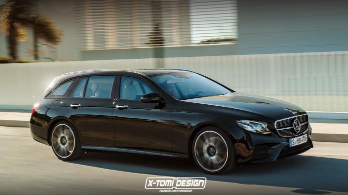 Mercedes-Benz E43 AMG Estate