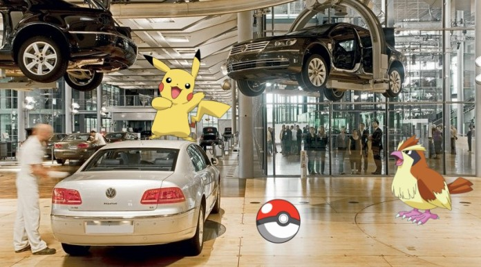 Volkswagen-prohibits-playing-the-Pokémon-Go-to-their-workers
