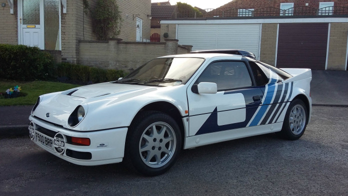 Ford RS200 for sale (1)