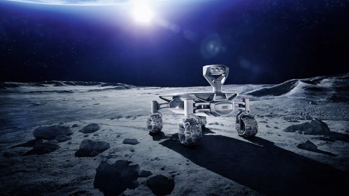 PASSION - MISSION TO MOON Audi lunar quattro