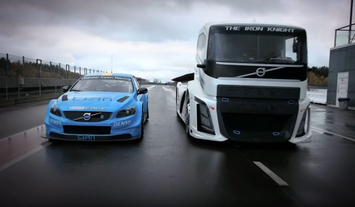 the-iron-knight-vs-volvo-s60-polestar